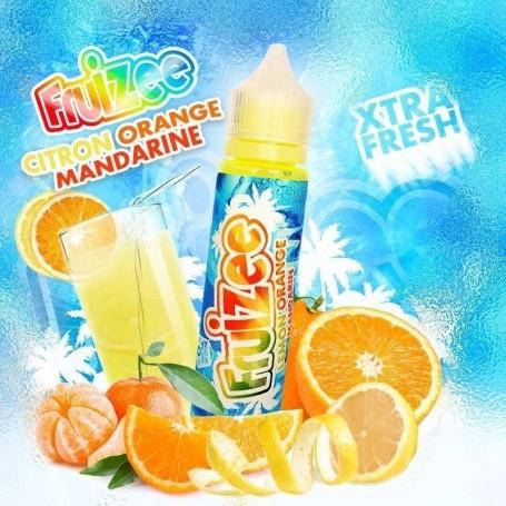 Eliquid France Fruizee Citron Orange Mandarine 50ml 19,90€