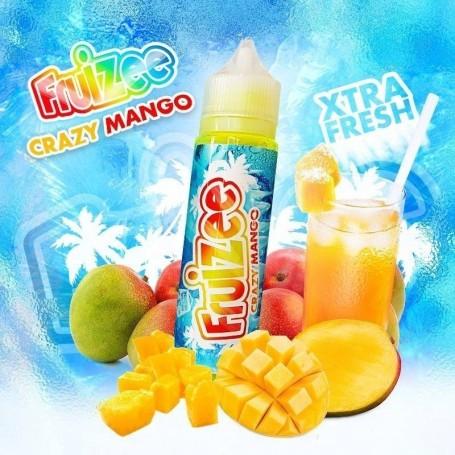 Eliquid France Fruizee Crazy Mango 50ml 19,90€