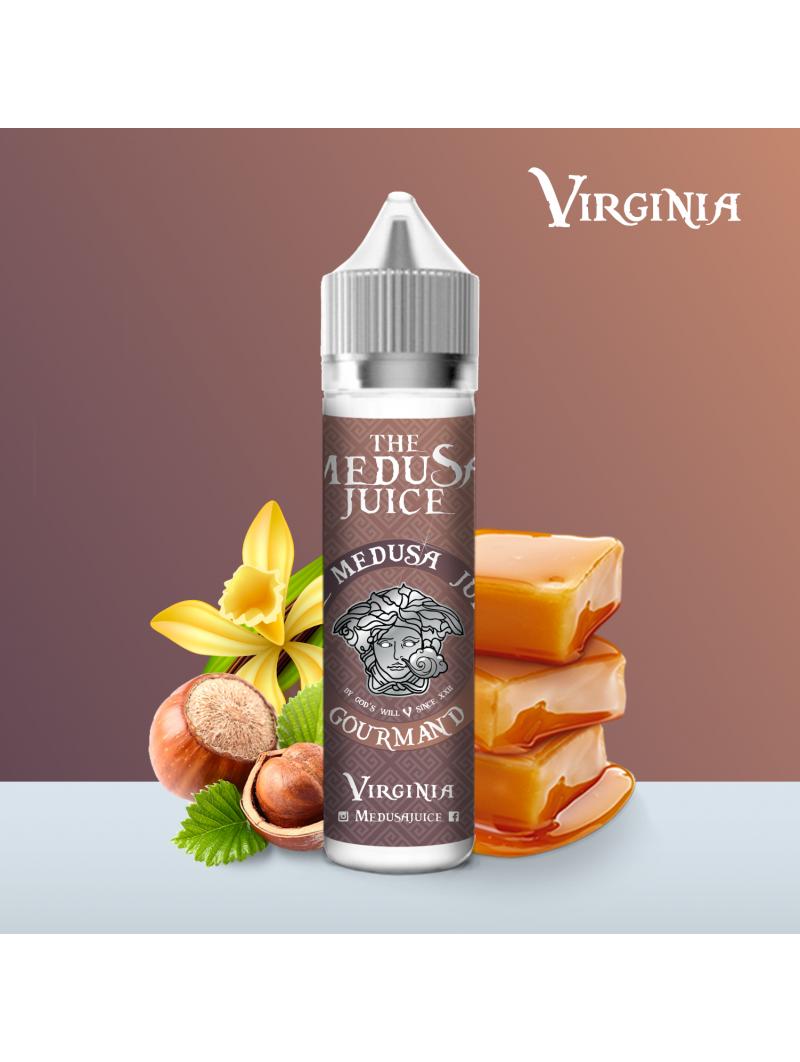 The Medusa Juice Gourmand - Virginia 50ML 15,90€
