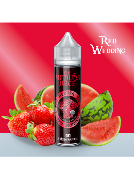 The Medusa Juice Red Wedding 50ML 15,90 €