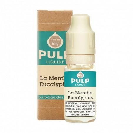 Eliquide La Menthe Eucalyptus PULP 10ML 5,90€