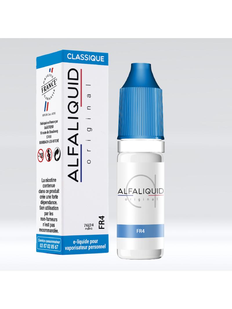 FR4 Alfaliquid Classic 10ml 4.72€
