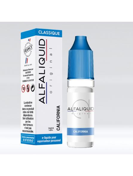 California Alfaliquid Classic 10ml 5,90€